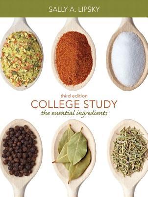 College Study By Lipsky, Sally A.